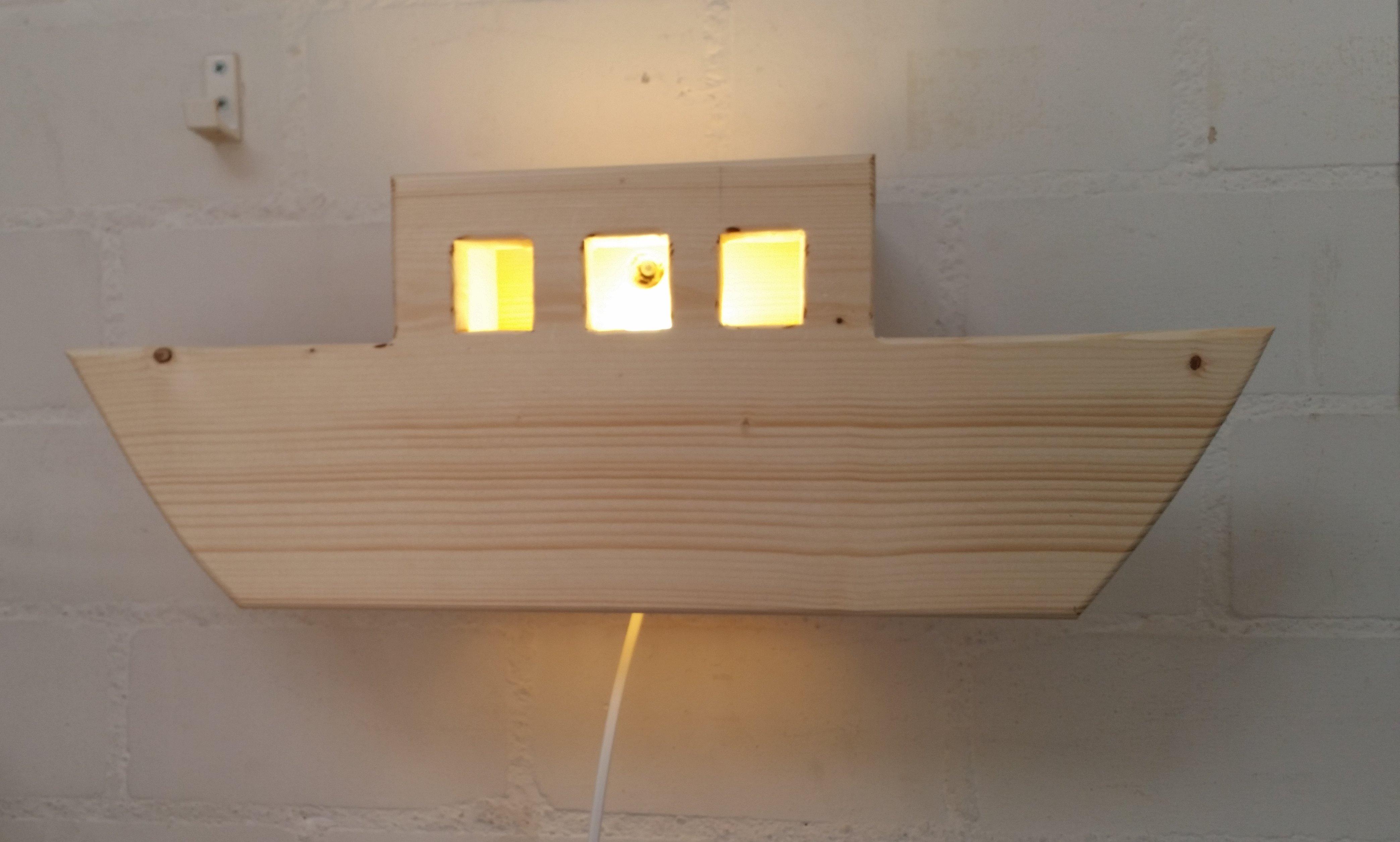 Wandlamp Steigerhout Slaapkamer : Wandlamp steigerhout lankreijer steigerhouten meubels