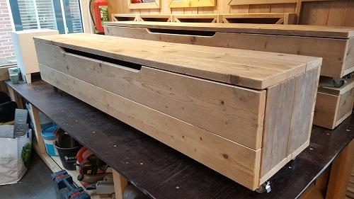 Tv meubel steigerhout lankreijer steigerhouten meubels
