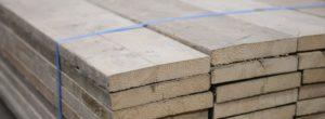 Losse planken steigerhout